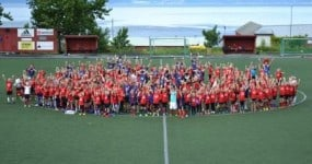 Fotballskolen 2013